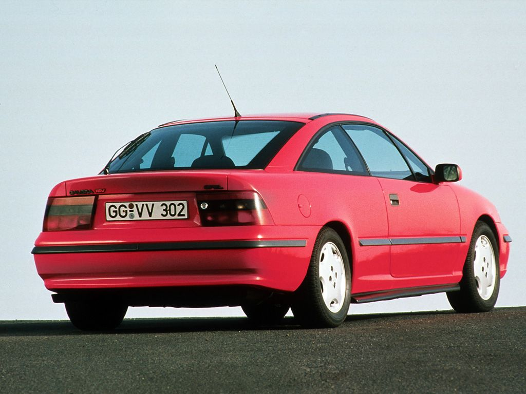 opel calibra technical specifications and fuel economy. Black Bedroom Furniture Sets. Home Design Ideas